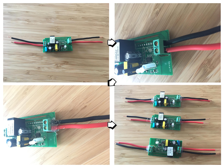 Sonoff Smart Home Remote Control Wifi Switch