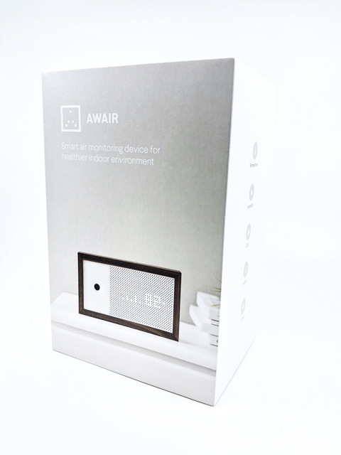 Foobot / Awair / ClearGrass / Awair second edition